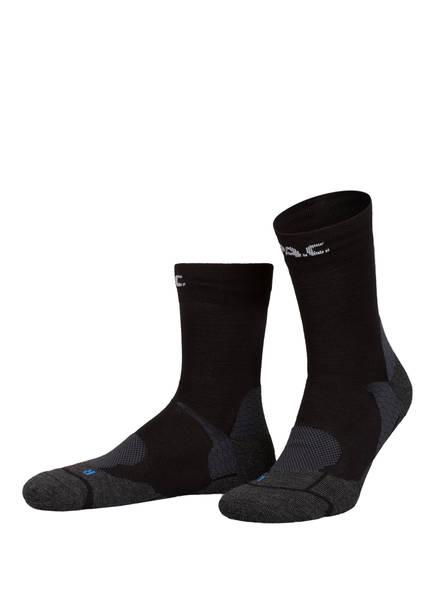 P.A.C. Trekking-Socken PRO, Farbe: 200 BLACK (Bild 1)