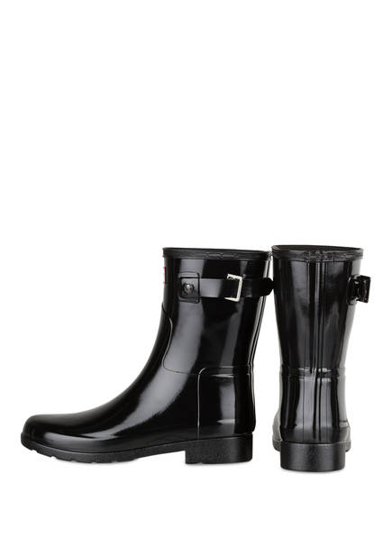 HUNTER Gummi-Boots ORIGINAL SHORT GLOSS