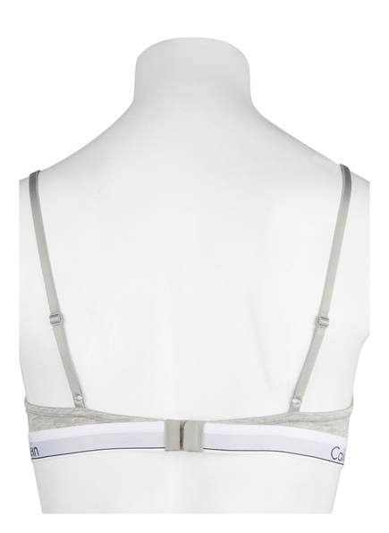 Modern Calvin Cotton T Bh Klein Grau shirt zxI47Awx