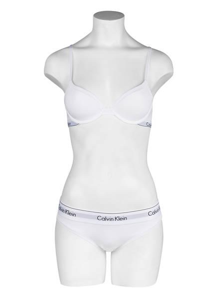 Calvin Klein Weiss Slip Cotton Modern q0qwXOr