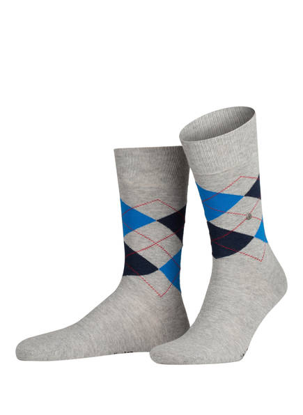 Burlington 2er-Pack Socken EVERYDAY, Farbe: HELLGRAU (Bild 1)