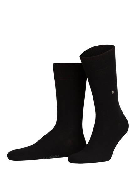 Burlington 2er-Pack Socken EVERYDAY, Farbe: SCHWARZ (Bild 1)
