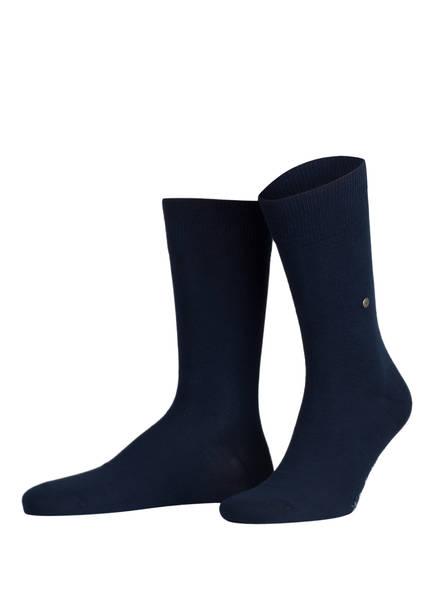 Burlington 2er-Pack Socken EVERYDAY, Farbe: 6120 MARINE (Bild 1)