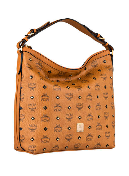 MCM Hobo-Bag GOLD VISETOS