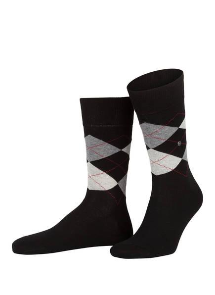 Burlington 2er-Pack Socken EVERYDAY, Farbe: 3000 BLACK (Bild 1)