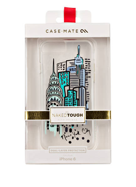 CASE-MATE iPhone-H&uuml;lle NYC SKYLINE<br>         f&uuml;r iPhone 6/ 6s