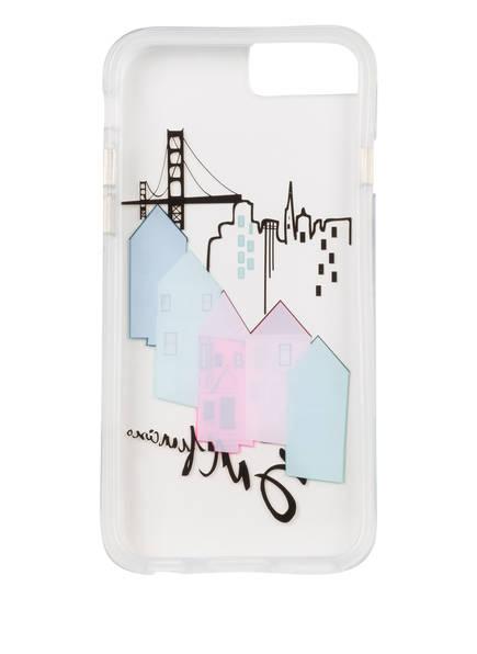 CASE-MATE iPhone-H&uuml;lle SAN FRANCISCO HOUSES<br>       geeignet f&uuml;r iPhone 6/6s