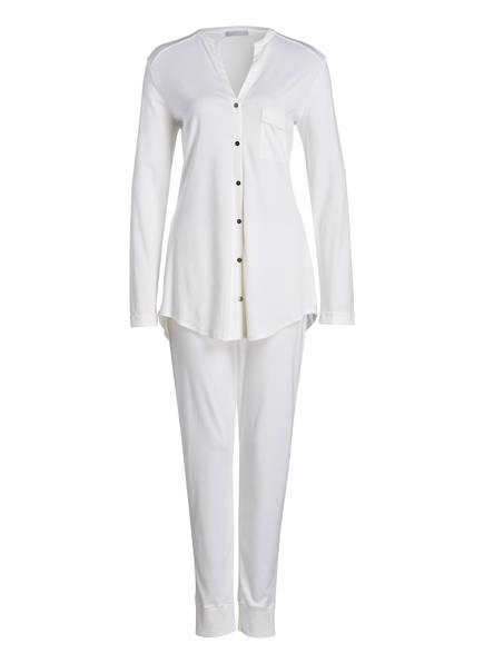 HANRO Schlafanzug PURE ESSENCE, Farbe: OFFWHITE (Bild 1)