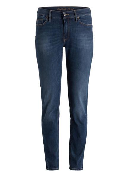 RAFFAELLO ROSSI Jeans SKINNY, Farbe: BLACK BLUE (Bild 1)