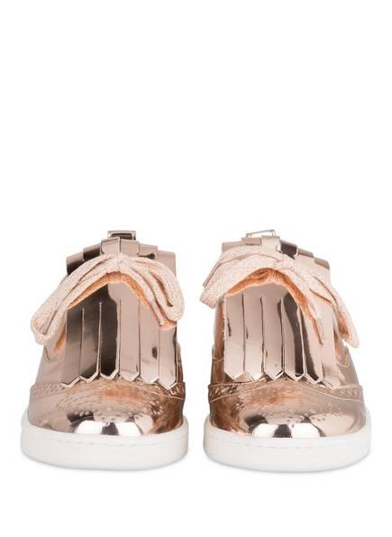 BRONX Sneaker mit Fransen