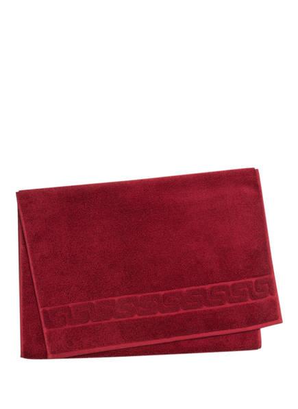 weseta Handtuch, Farbe: BORDEAUX (Bild 1)