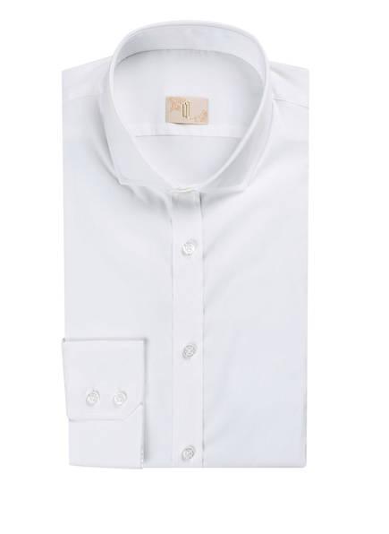 Q1 Manufaktur Hemd MAIKO Slim Fit, Farbe: WEISS (Bild 1)