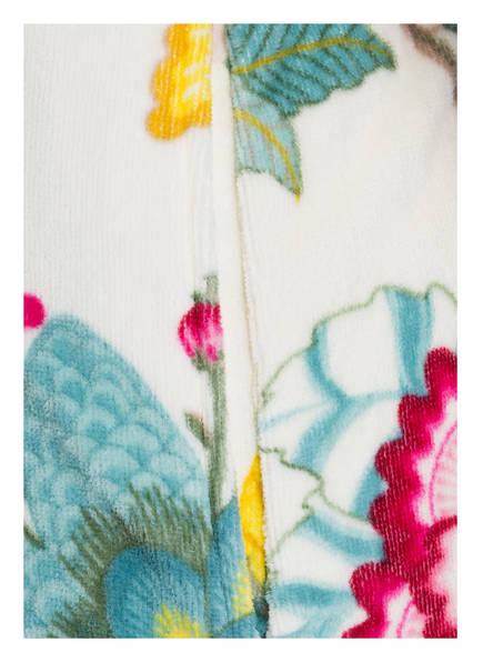 Floral Grün bademantel Pip Damen Fantasy Weiss Studio Pink qtftZ