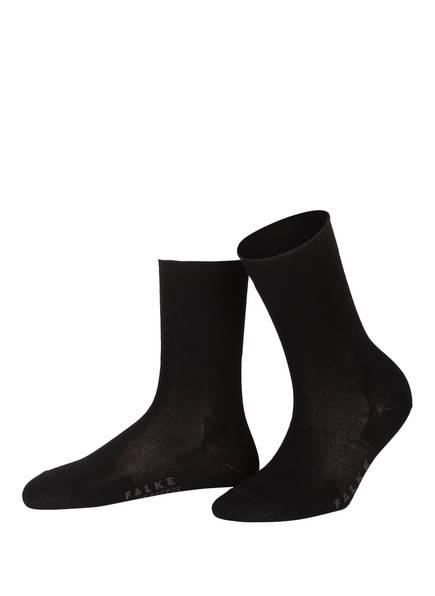 FALKE Socken ACTIVE BREEZE, Farbe: 3009 BLACK (Bild 1)