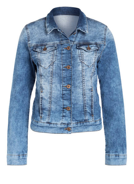 mavi Jeansjacke DAISY, Farbe: BLAU (Bild 1)