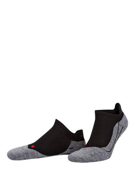 Falke Running-Socken ru4 Invisible schwarz