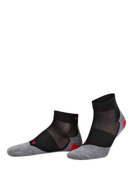 FALKE Running-Socken RU5 SHORT, Farbe: 3010 BLACK-MIX (Bild 1)