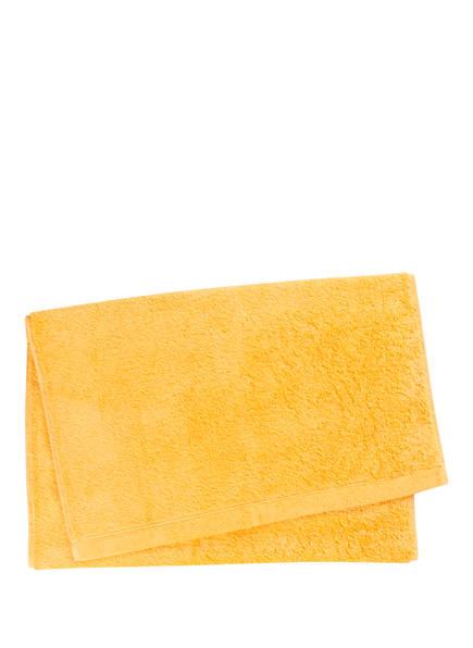Cawö Handtuch LIFESTYLE, Farbe: GELB (Bild 1)