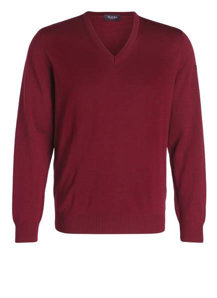 MAERZ MUENCHEN Pullover, Farbe: WEINROT (Bild 1)