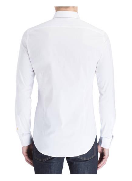 Q1 Manufaktur Hemd SANDRO Slim-Fit<br>         mit verdecktem Button-down-Kragen