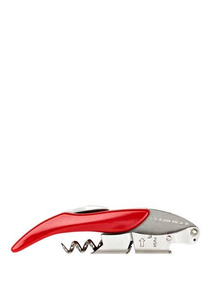 screwpull Korkenzieher-Set GS-142, Farbe: ROT (Bild 1)