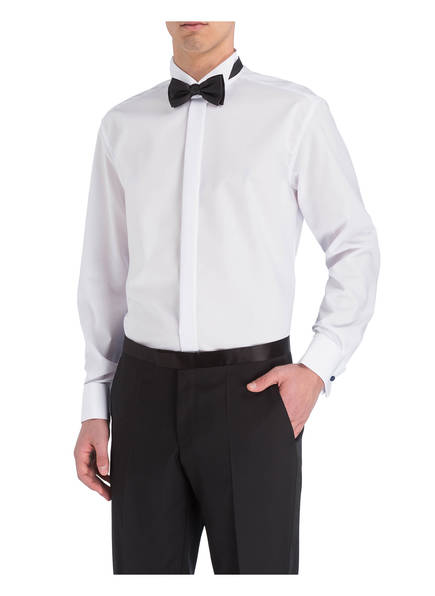 Eterna Weiss Modern Gala Fit Mit Umschlagmanschette hemd v1ry6wgqv
