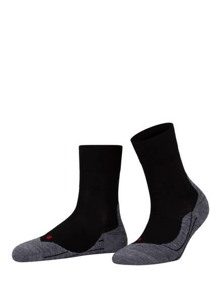 FALKE Running-Socken RU4, Farbe: 3010 BLACK-MIX (Bild 1)