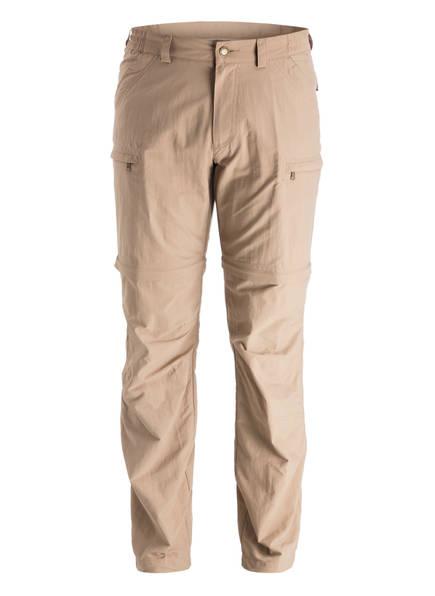 VAUDE Zip-Off-Hose FARLEY, Farbe: BEIGE (Bild 1)