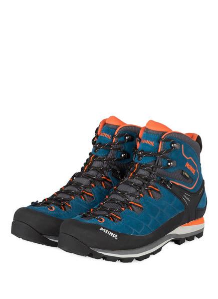 MEINDL Outdoor-Schuhe LITEPEAK GTX, Farbe: BLAU/ ORANGE/ SCHWARZ (Bild 1)