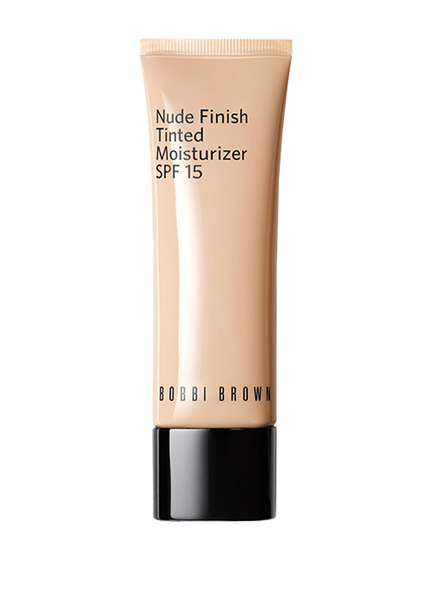 BOBBI BROWN NUDE FINISH TINTED MOISTURIZER SPF 15 (Bild 1)