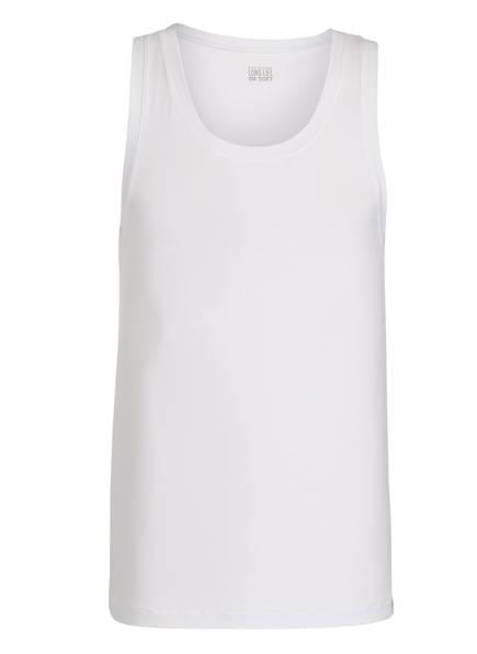 SCHIESSER Unterhemd LONG LIFE SOFT, Farbe: WEISS (Bild 1)