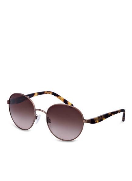 Michael Kors Sonnenbrille Mk2056, UV 400, braun havanna