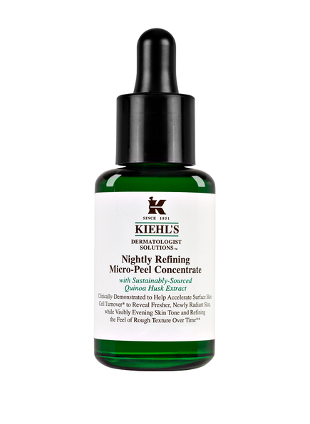 Kiehl's NIGHTLY REFINING MICRO-PEEL CONCENTRATE (Bild 1)