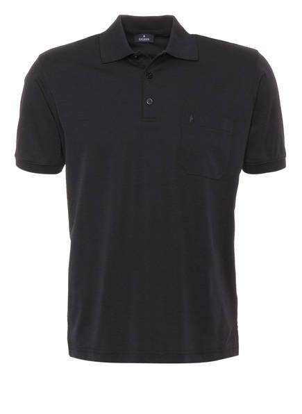 RAGMAN Piqué-Poloshirt , Farbe: SCHWARZ (Bild 1)