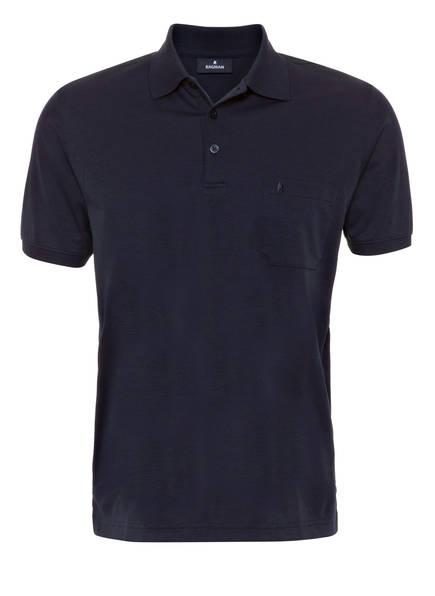 RAGMAN Piqué-Poloshirt , Farbe: DUNKELBLAU  (Bild 1)