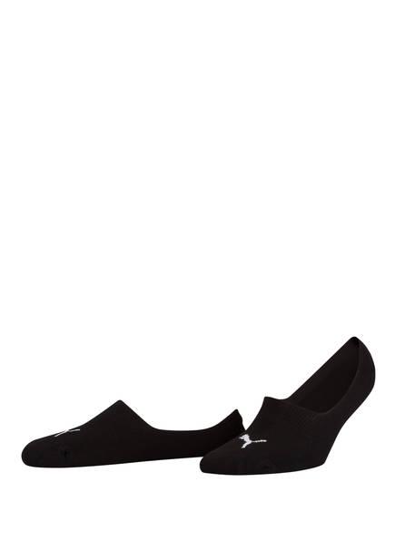 PUMA 2er-Pack Sneakersocken, Farbe: 200 SCHWARZ (Bild 1)