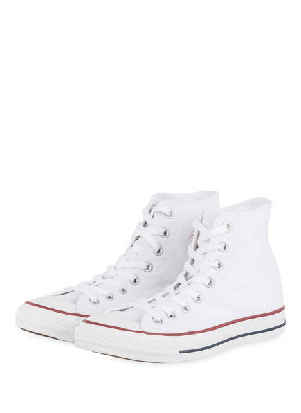 CONVERSE Hightop-Sneaker CHUCK TAYLOR ALL STAR HIGH, Farbe: WEISS (Bild 1)