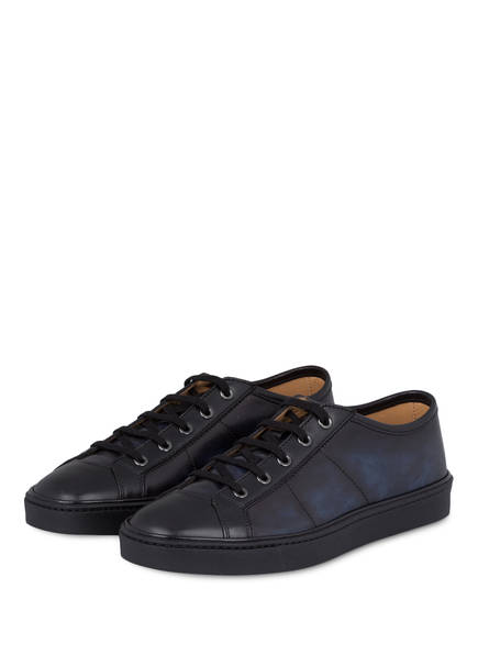 Santoni Sneaker GLORIA, Farbe: SCHWARZ (Bild 1)