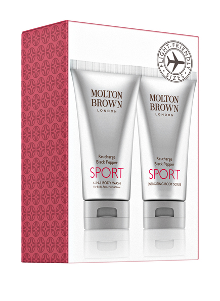 MOLTON BROWN RE-CHARGE BLACK PEPPER SPORT (Bild 1)