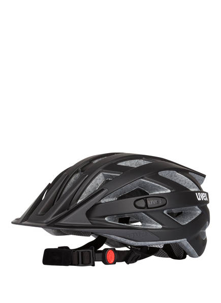 uvex Fahrradhelm I-VO CC, Farbe: SCHWARZ (Bild 1)