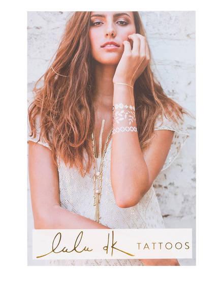 lulu dk TATTOOS Metallic-Tattoos HIGH NOON