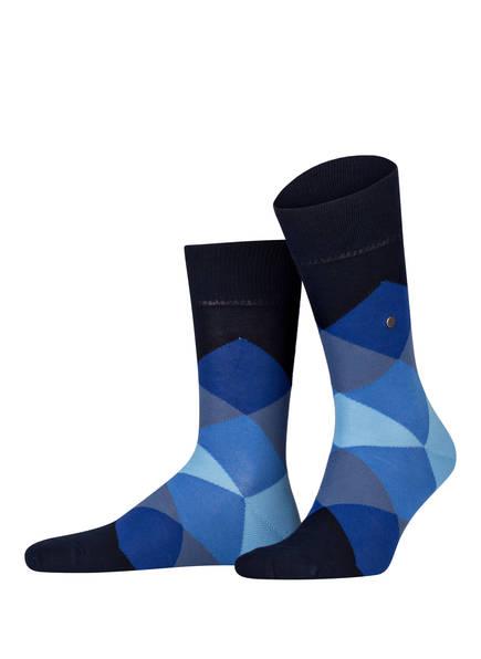 Burlington Socken CLYDE, Farbe: 6122 MARINE (Bild 1)