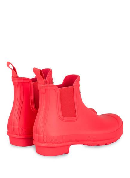 Rot Hunter boots Gummi Gummi boots Rot Hunter Rot Gummi Hunter boots 1qxUBv4Onw