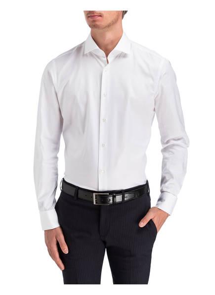 hemd gardner regular fit mit umschlagmanschette von boss bei breuninger kaufen. Black Bedroom Furniture Sets. Home Design Ideas