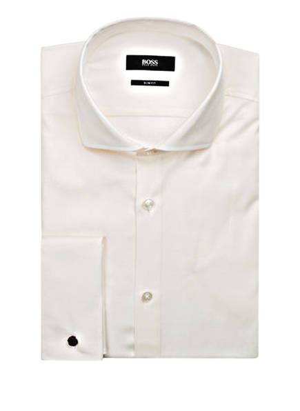 BOSS Hemd JAIDEN Slim Fit mit Umschlagmanschette, Farbe: CREME (Bild 1)