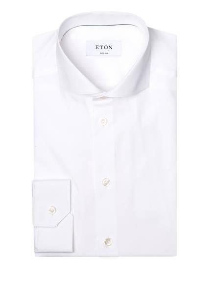 ETON Hemd Super-Slim Fit, Farbe: WEISS (Bild 1)