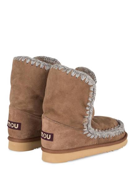 boots boots Eskimo Mou Beige Mou Fell Fell 0Swaqw