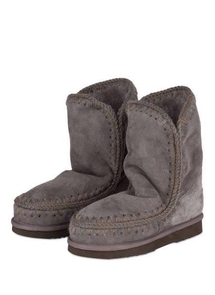 mou Fell-Boots ESKIMO, Farbe: GRAU (Bild 1)