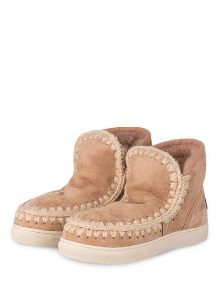 mou Boots MINI ESKIMO, Farbe: CAMEL (Bild 1)