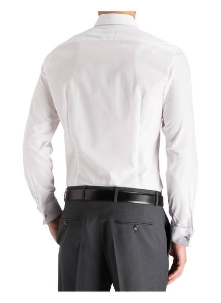Weiss Silas Slim Umschlagmanschette Fit Hemd Mit Strellson BxY7SwB